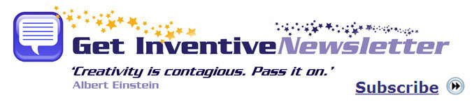 Sign up for the Get Inventive newsletter